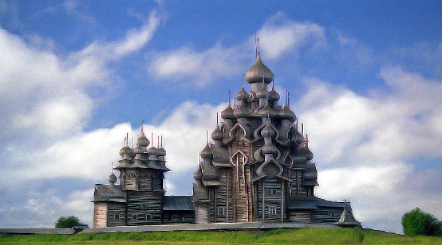 г. Владимир, Музей-заповедник «Кижи» ©Фото Laban66 с сайта  commons.wikimedia.org