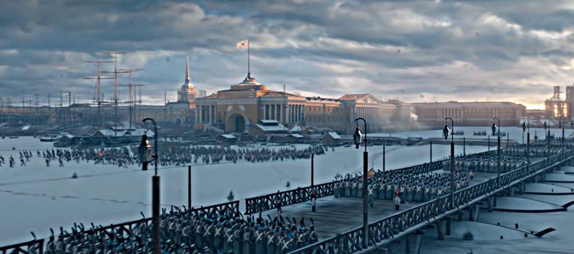 ©Скриншот из фильма «Союз Спасения», реж. Андрей Кравчук