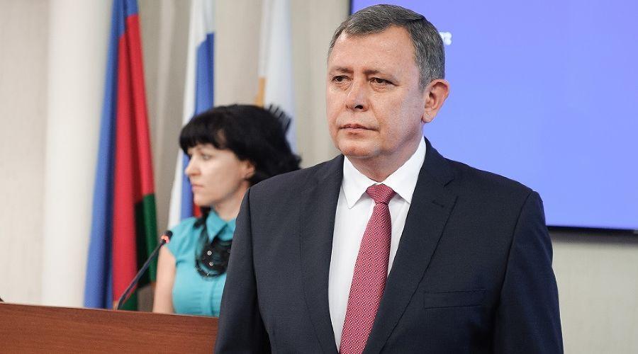Виталий Косенко ©Фото пресс-службы администрации Краснодара