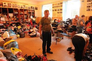 Ликвидация последствий наводнения в Крымске ©ЮГА.ру, Елена Синеок