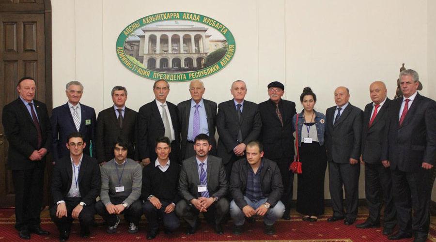 Международный форум черкесской и абхазской молодежи ©Фото Юга.ру