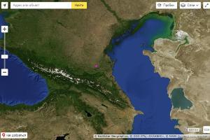 ©Скриншот страницы сайта Единой геофизической службы РАН, gsras.ru