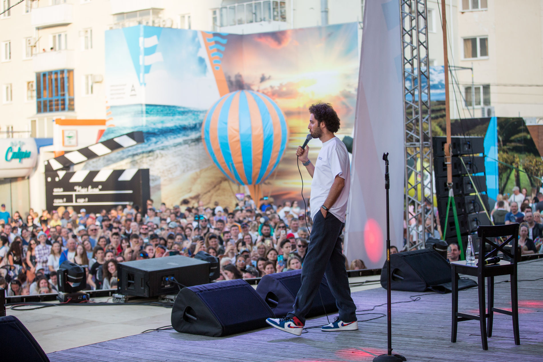 Фестиваль «А.морефест» ©Фото пресс-службы администрации Анапы