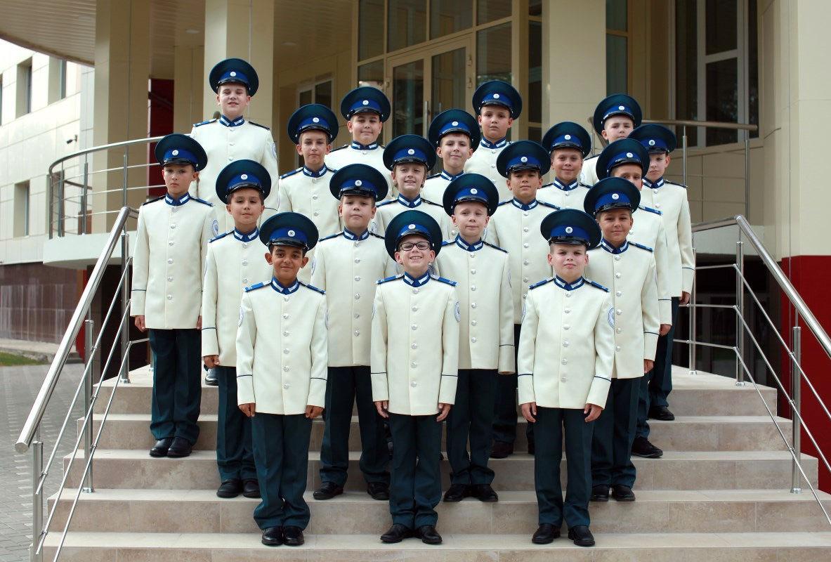 1-ый музыкальный кадетский корпус открылся наКубани