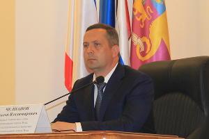 Алексей Челпанов ©Фото пресс-службы администрации Ялты