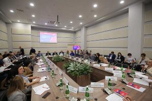 Круглый стол «Синергетический эффект взаимодействия крупных международных компаний и МСБ»