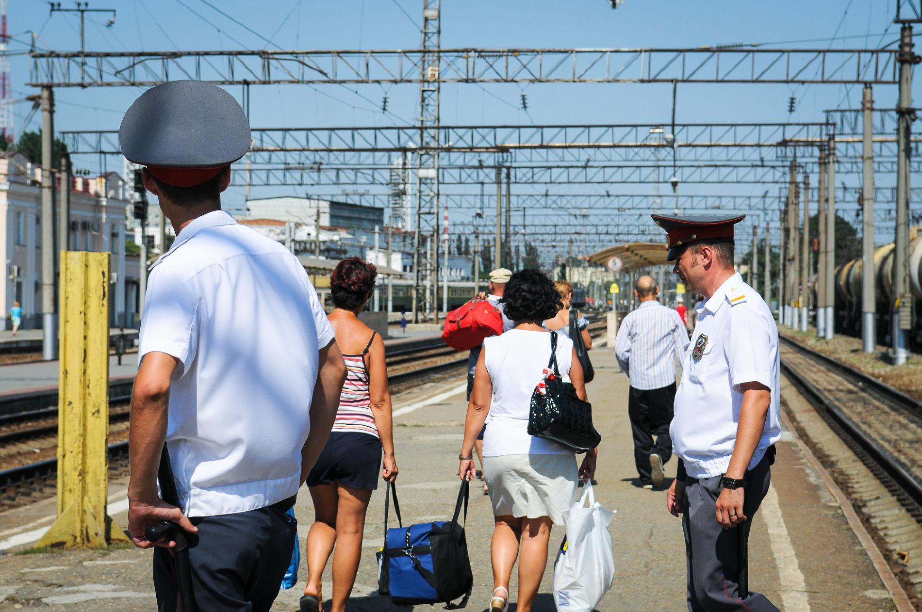 Работники милиции разыскали молодых людей, пропавших вРостовской области