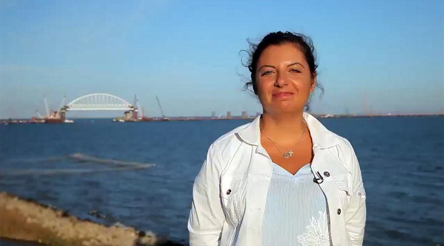 Маргарита Симоньян ©Кадр из видео канала «Russia Today» на youtube.com, youtube.com/rt