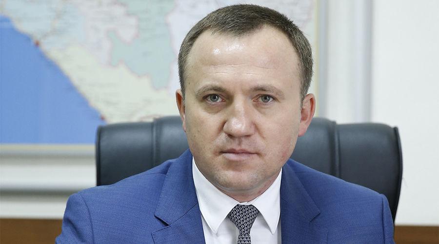 Юрий Гриценко ©Фото с сайта krasnodar.ru