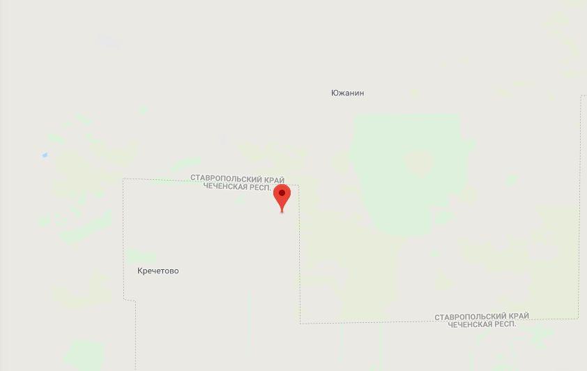 ©Скриншот страницы www.google.com/maps