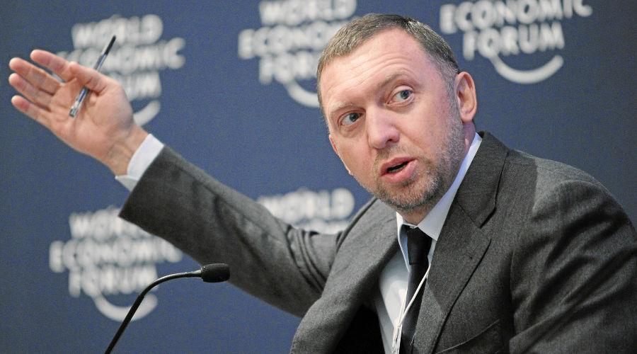 Олег Дерипаска ©Фото с сайта wikipedia.org