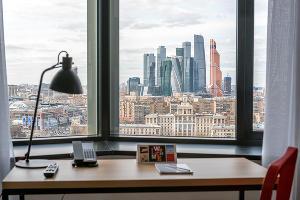 «AZIMUT Отель Смоленская Москва» ©Фото пресс-службы сети AZIMUT Hotels