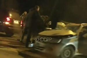 ©Скриншот видео из группы «ЧП и ДТП Краснодара и края» в инстаграме, instagram.com/krddtp/