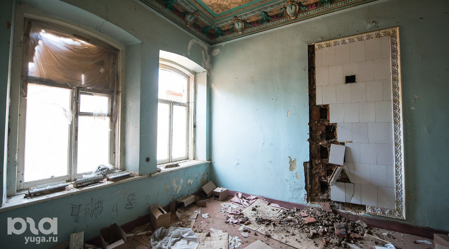 В доме купца Котлярова ©Фото Елены Синеок, Юга.ру
