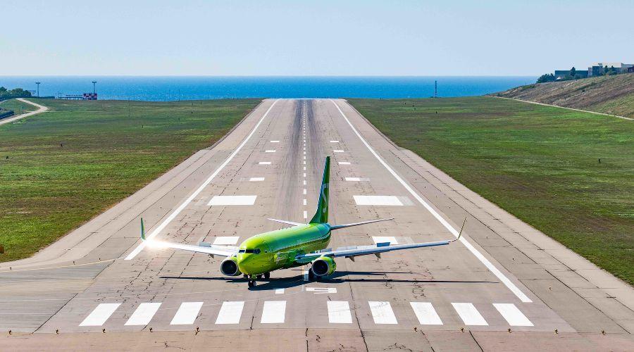 ©Фото пресс-службы аэропорта Геленджик