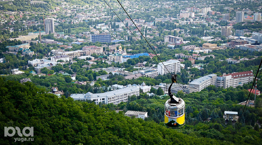 Курорты Кавказских Минеральных Вод ©Фото Влада Александрова, Юга.ру
