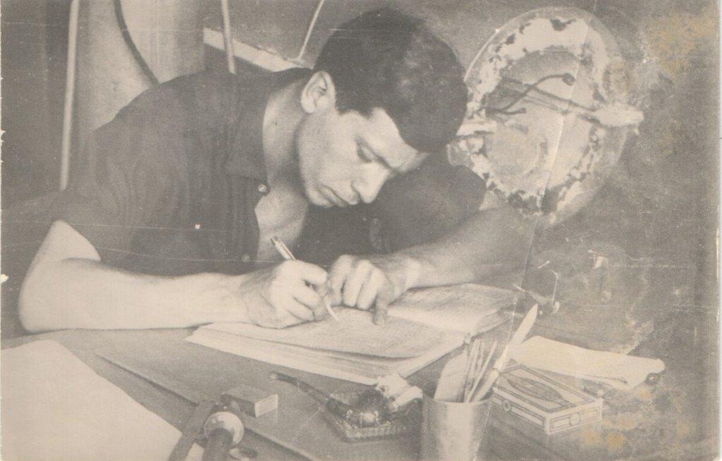 Дмитрий Антониади ©Фото из архива семьи Антониади