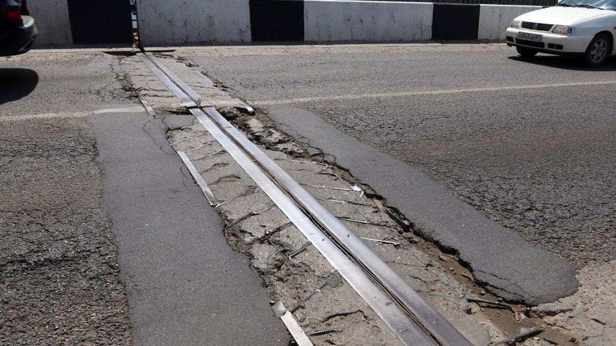 Ремонт покрытия моста действительно нужен ©Фото пресс-службы администрации Краснодара