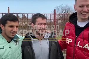 "©Скриншот видео телеканала ""Краснодар"", tvkrasnodar.ru/"