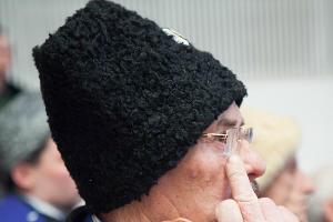 Выборы казачьего атамана в Ставрополе ©Фото Юга.ру