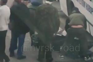 ©Скриншот из видео instagram.com/nvrsk_road