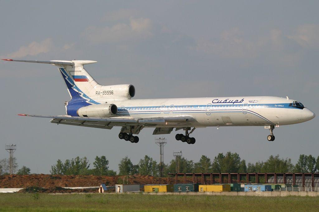 Взорванный самолёт за 2 месяца до катастрофы ©Фото Alex Pereslavtsev, commons.wikimedia.org