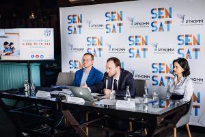 Презентация спутникового интернета SenSat в Краснодаре ©Фото РТКОММ