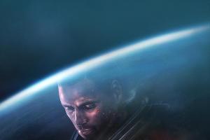 Mass Effect 3, капитан Шепард ©Хлыстова Анна