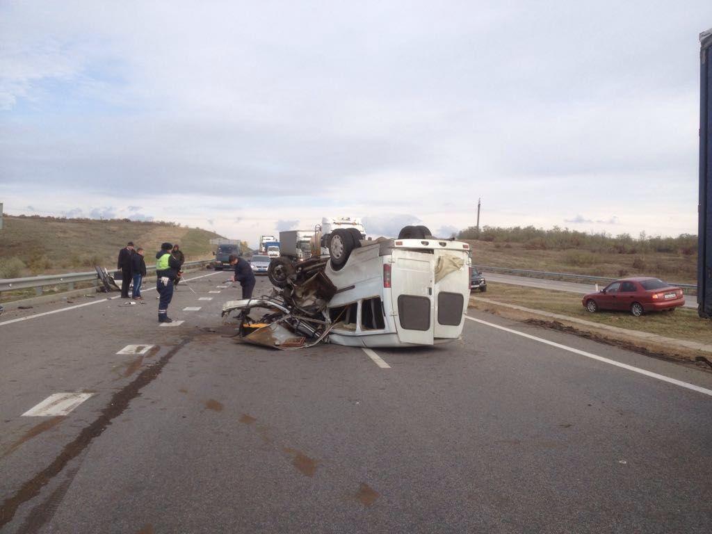 ВРостовской области врезультате дорожного происшествия умер 38-летний мужчина