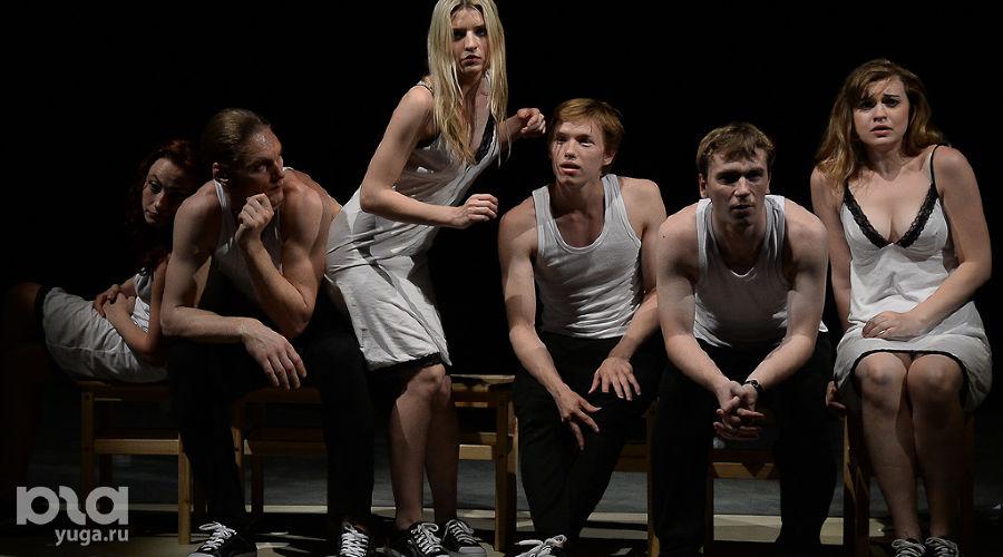 Спектакль «PROГОН» в «Одном театре» ©Фото Михаила Ступина, Юга.ру
