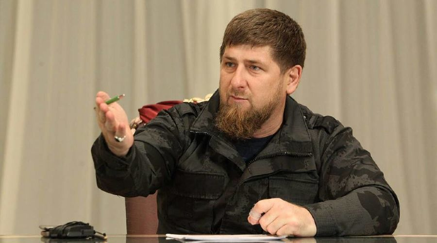 Рамзан Кадыров ©Фото с личной страницы Рамзана Кадырова во «ВКонтакте», vk.com/ramzan