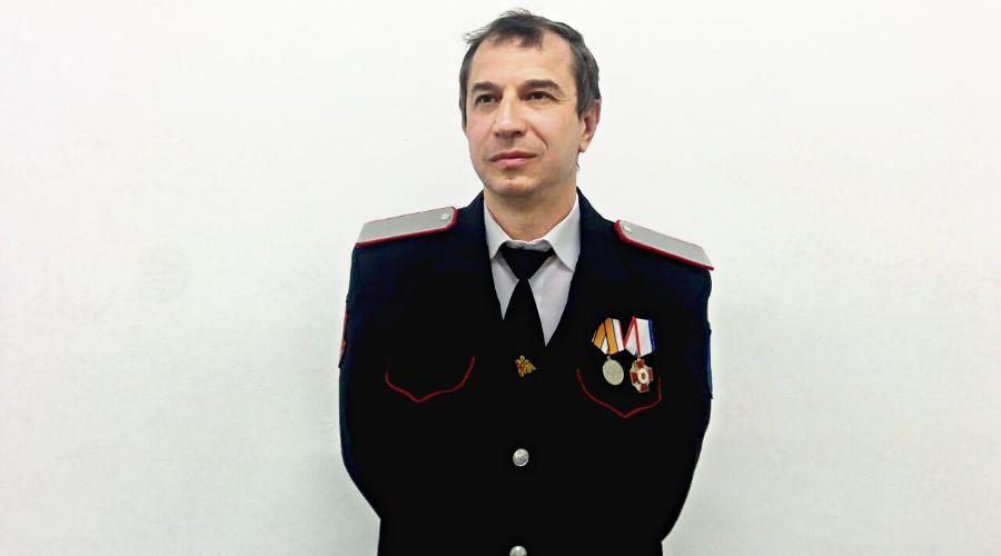 Евгений Панчук ©Фото Юга.ру