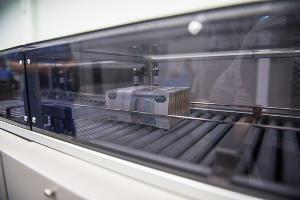 Высокоскоростная счетно-сортировальная машина ©Фото Елены Синеок, Юга.ру