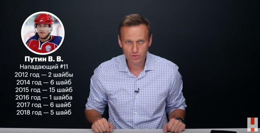 ©Скриншот видео из канала «Алексей Навальный», https://www.youtube.com/channel/UCsAw3WynQJMm7tMy093y37A