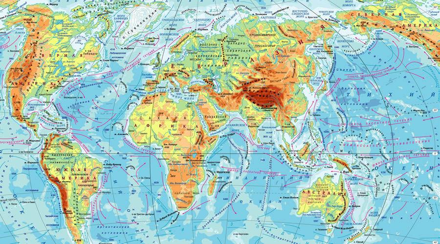 ©Карта мира с сайта wikimedia.org