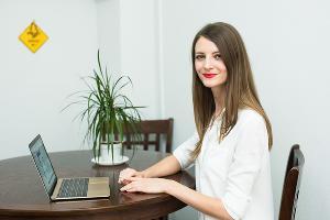 Екатерина Сащенко, основатель и руководитель рекрутингового агентства «IT-край» ©Фото Елены Синеок, Юга.ру