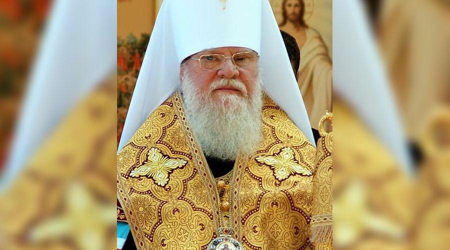 Митрополит Екатеринодарский и Кубанский Исидор ©Фото Юга.ру