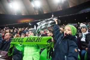 Матч «Краснодар» — «Валенсия», Краснодар, 14 марта 2019 года ©Фото Елены Синеок, Юга.ру