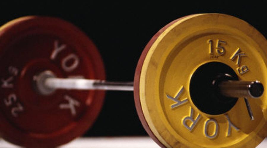 Тяжелая атлетика ©http://sport.mos.ru