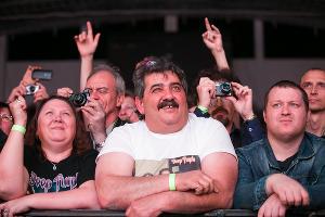Концерт рок-группы Deep Purple в Краснодаре ©Евгений Резник, ЮГА.ру