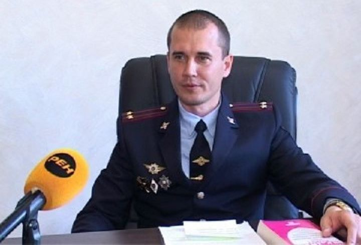 Командир полка ДПС Сочи, подозреваемый вовзяточничестве, уволен