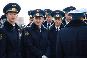 Праздник в краснодарском летном училище ©Фото Виталия Тимкива, Юга.ру