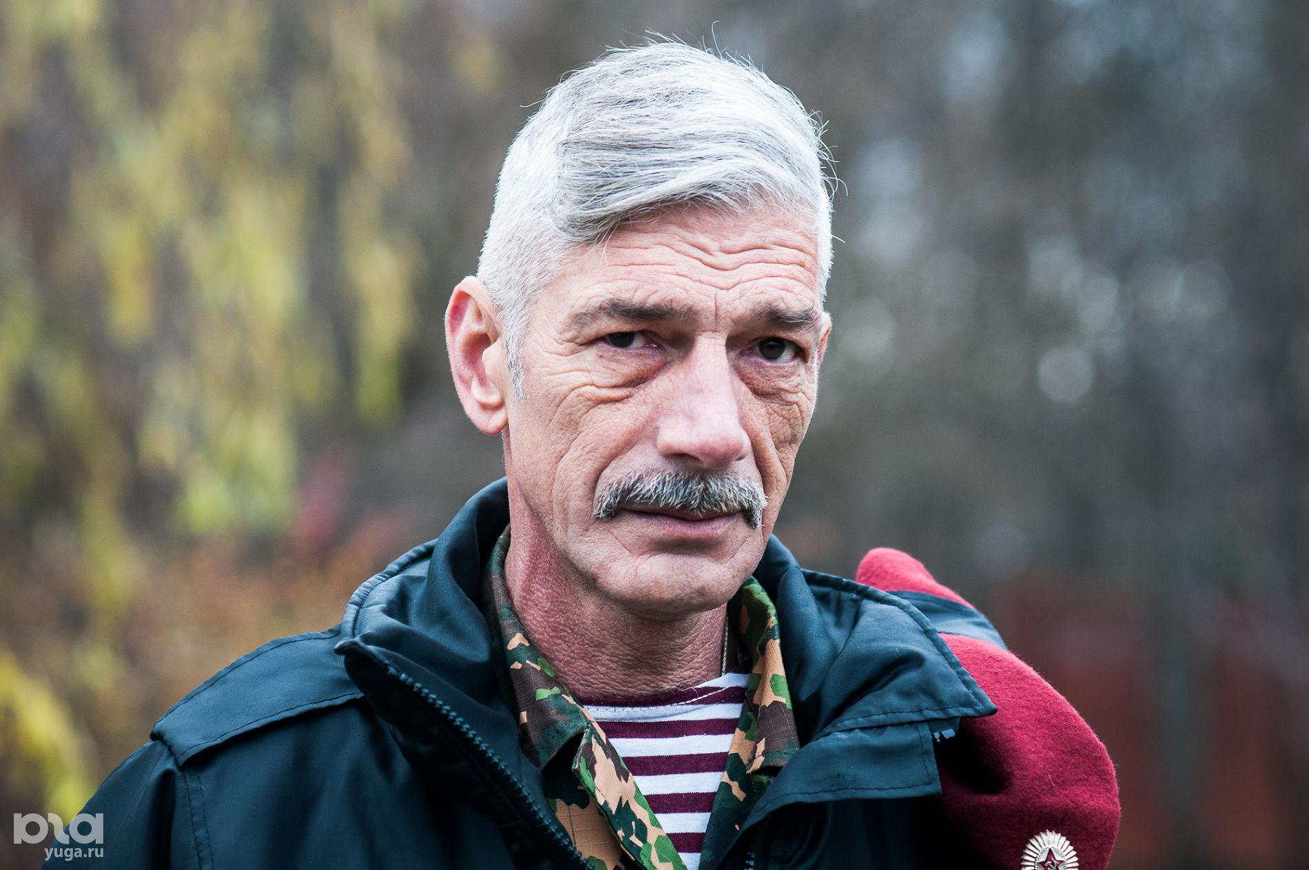 Юрий Ермолаев ©Фото Елены Синеок, Юга.ру