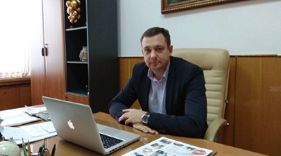 Михаил Силантьев ©Фото пресс-службы Адыгейского государственного университета