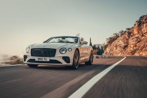 Bentley Continental GT Convertible ©Фото предоставлено КЛЮЧАВТО