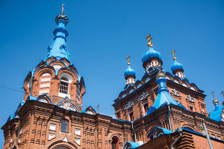Церковь георгия победоносца краснодар режим работы