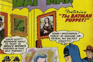 Batman's Secret Helper ©Фото с сайте dc.wikia.com