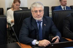 Сулейман Геремеев ©Фото пресс-службы Совета Федерации