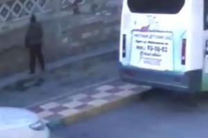 ©Скриншот видео из телеграм-канала Baza, tmtr.me/bazabazon
