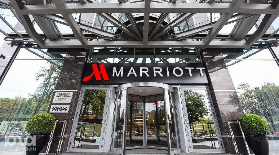 Отель Marriott Krasnodar ©Фото Елены Синеок, Юга.ру